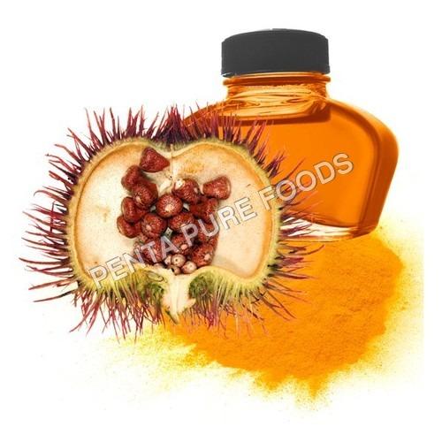 Annatto oil soluble Liquid Colour