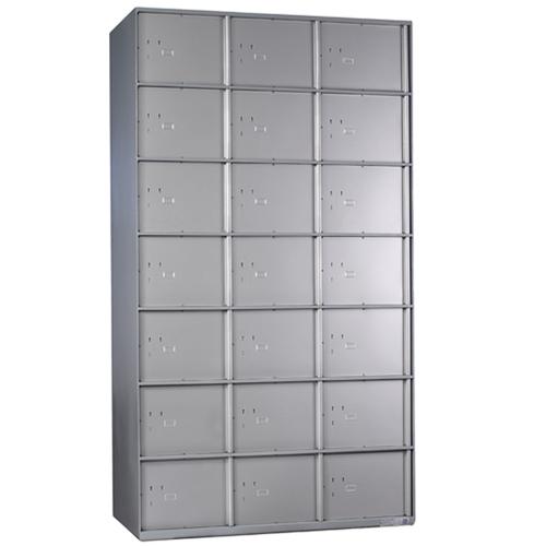 21 Locker Cabinet