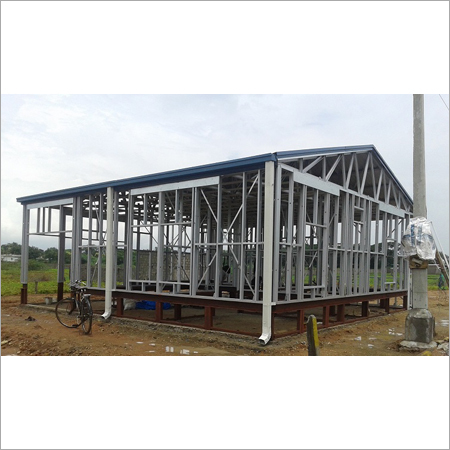 Pre-Fabricated Structure