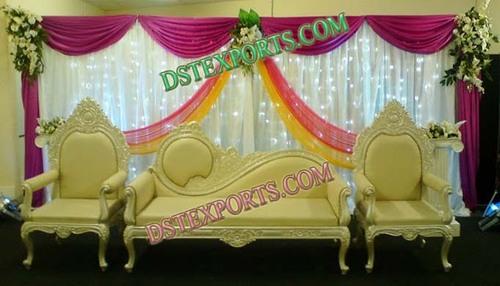 Mehandi Event Stage Furniture