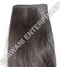 Machine Weft Human Virgin Hair
