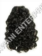 Wefted Hair