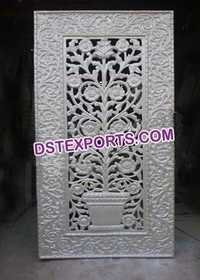 Wedding Flowered Backdrop Panels