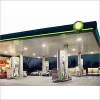 Petrol Station & Lowbay