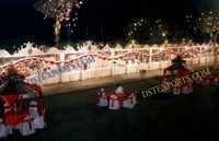 Royal Wedding Food Stalls