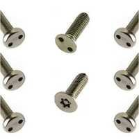 Tamper Proof Machine Screws