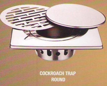 Round Cockroach Trap