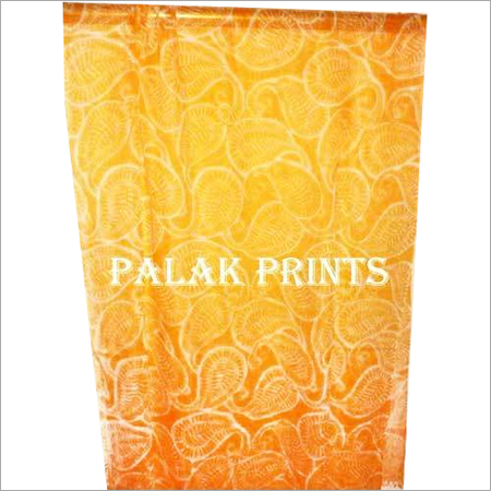 Wool Screen Print Scarves
