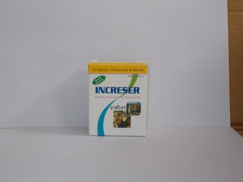 Increaser