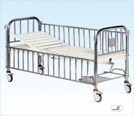 Semi Fowler Children Bed