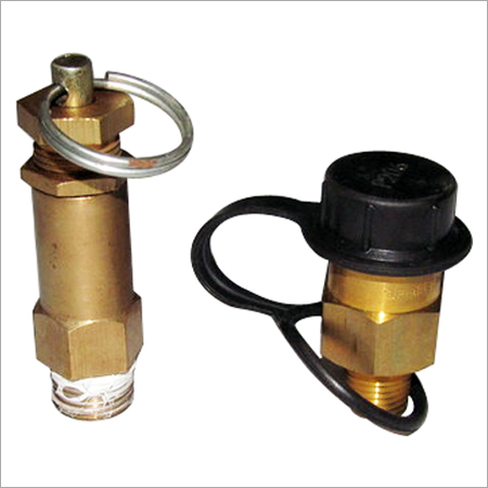 Thermal Pressure Relief Valve