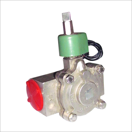 Flame Proof Solenoid Valve