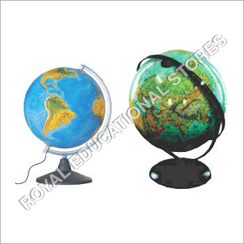 Geographic Globes