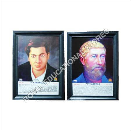 Mathematicians Portraits