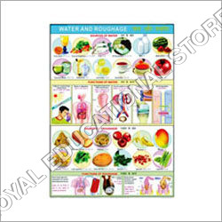 Food Nutrition Chart