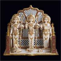 Marble Ram-Darbar Moorti