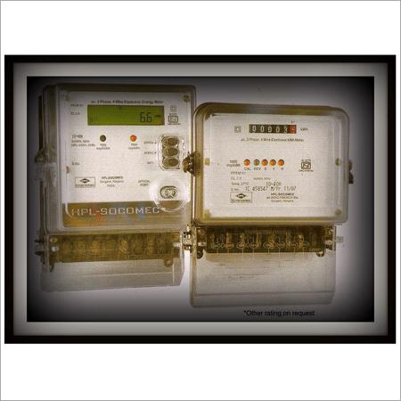 Three Phase Energymeter