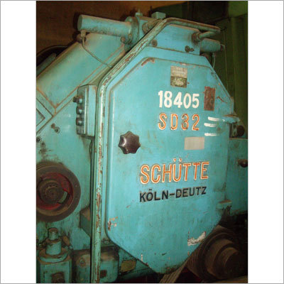 Used Schutte Machines
