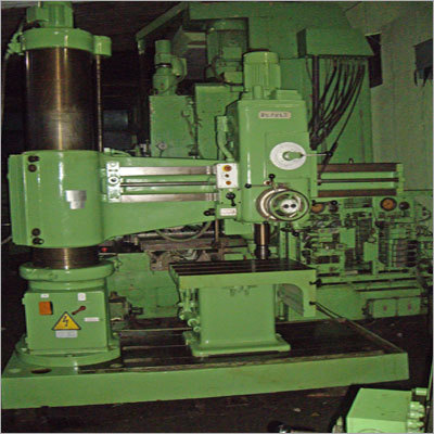 Used HMT Drilling Machine