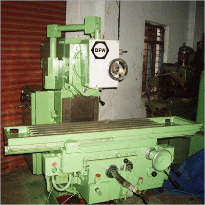 Used BFW Milling Machine