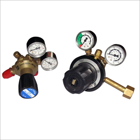 High Pressure Industrial Gas Regulator
