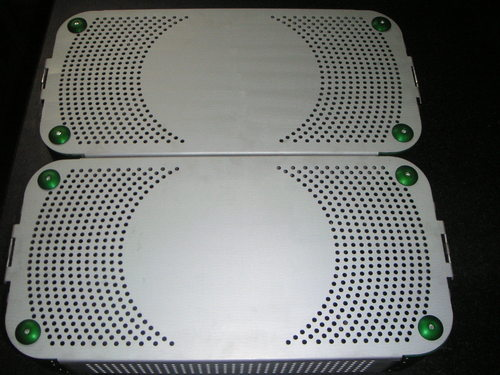 Surgical Autoclave Tray