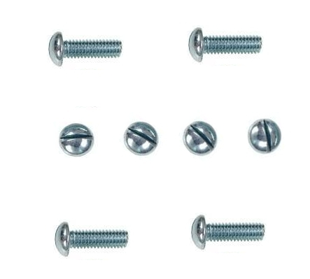 Round Head Machine Screw