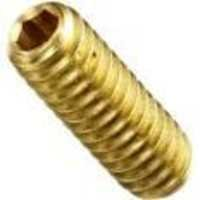 Brass Set Machine Screws
