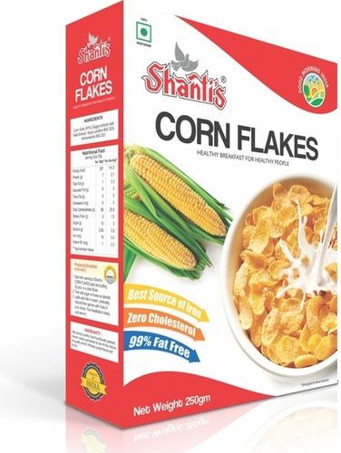 Shanti's Corn Flakes