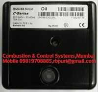 Riello burner control box