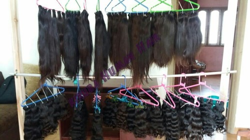 Weft Indian Temple Hair