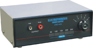 Electrophoresis Power Supply, Analog Fixed