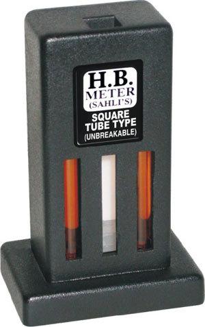 Haemoglobinometer (Sahli's)