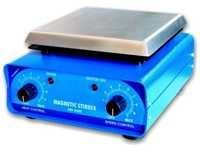 Magnetic Stirrer, with Hot Plate