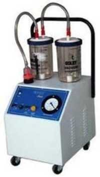 Dual Bottle Suction Machine