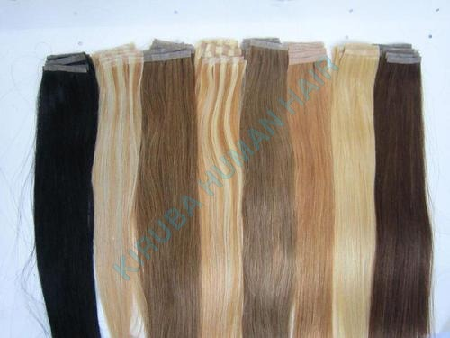 Skin Weft Color Hair