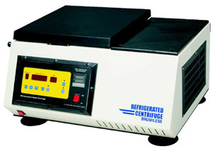 Refrigerator Centrifuge  Machine All Purpose 16000