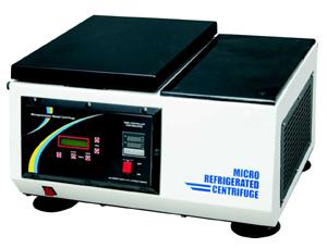 Refrigerator Micro Centrifuge, Digital-16000 r.p.m.