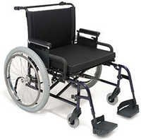 Wheelchair Heavy Duty