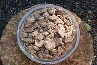 Moringa Oleifera Seeds Cake