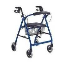 Walker Rollator Foldable Aluminum
