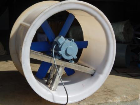Acid Proof Axial Fans