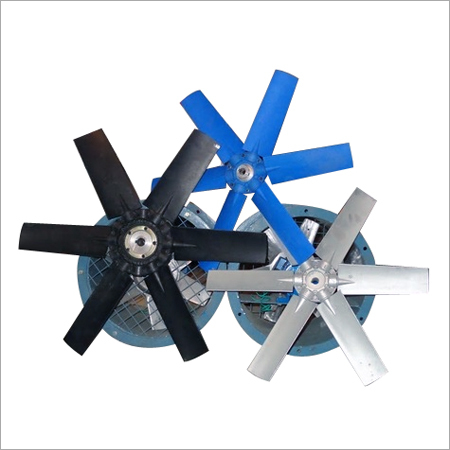 Industrial Exhaust Axial Fan