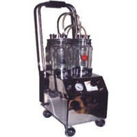 Suction Apparatus Oil Immersion Type