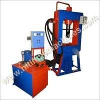 D-Moulding Tile Press Machine