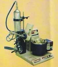 Rotary Vacuum Evaporator Vertical Condenser Model No. SSI/64