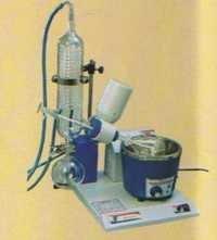 Rotary Vacuum Evaporator Vertical Condenser Model No. SSI/65