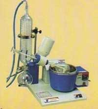 Rotary Vacuum Evaporator Vertical Condenser Model No. SSI/66