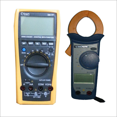 Digital Multi/Clamp Meter