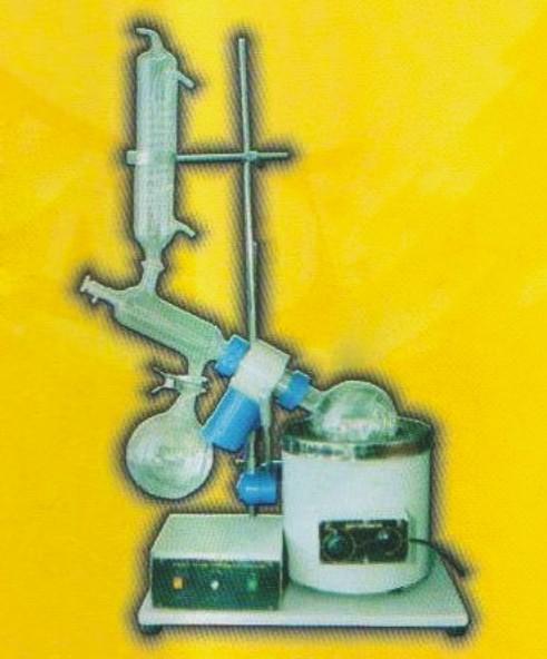Rotary Vacuum Evaporator Model No. SSI/70